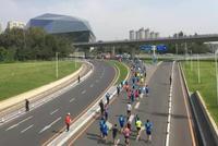2017沈阳马拉松震撼来袭