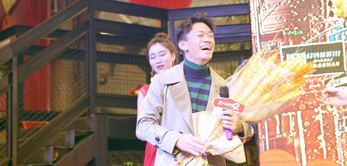 王宝强离婚案后现身东北 大笑不断心情好