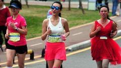 首届武汉女子半程马拉松周日开跑 交警发布出行提示