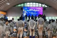 与军运同行·2018年武汉市青少年击剑邀请赛开赛