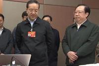 蒋超良勉励两会报道记者 为高质量发展营造良好舆论环境