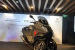 国内首款倒三轮摩托车上市 售11.68万元