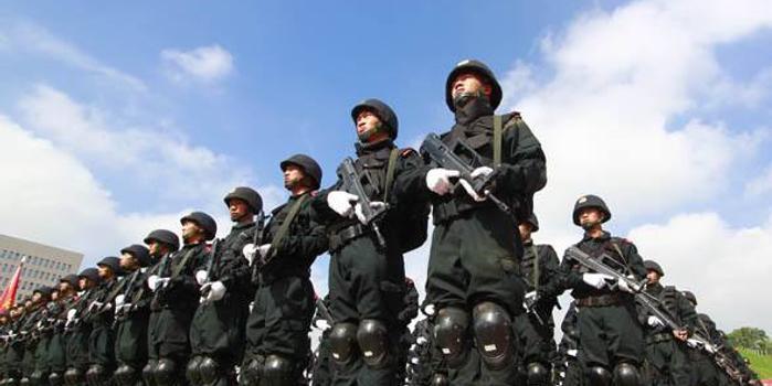 在深圳训练武警是否将赴港维持社会稳定?国防部回应