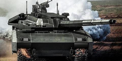 都上电热化学炮了!网友构想国产新坦克