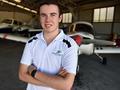澳大利亚18岁少年驾机环球飞行