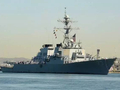中国应制裁擅闯领海的美军舰
