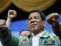 菲律宾总统称外交不受美摆布