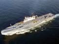 印度海军遭重创再成单航母 中国成亚洲最强航母国家