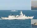 中国战舰驶过英吉利海峡引起英国网友激烈互喷