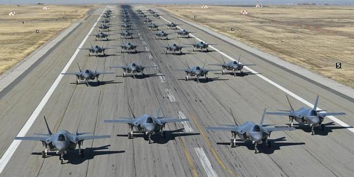 美媒:禁售F35讓土耳其浪費20年 空軍現代化從頭開始