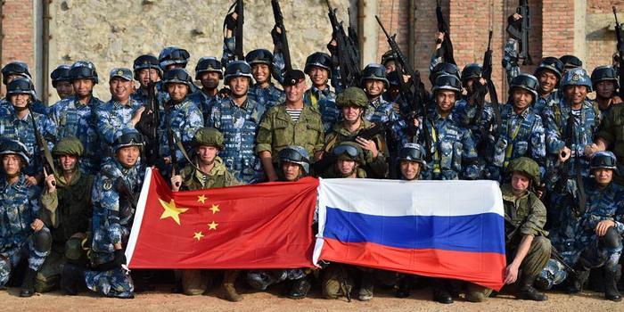 中国少将:美俄即便走近 也不意味着中俄对抗