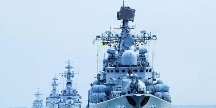 外媒:解放军驱离擅闯西沙领海美舰