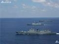 东海舰队王牌部队曝光:同时亮相全球至少4大海域