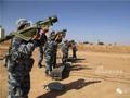 解放军空降兵演练射击FN-6防空导弹:单兵利器