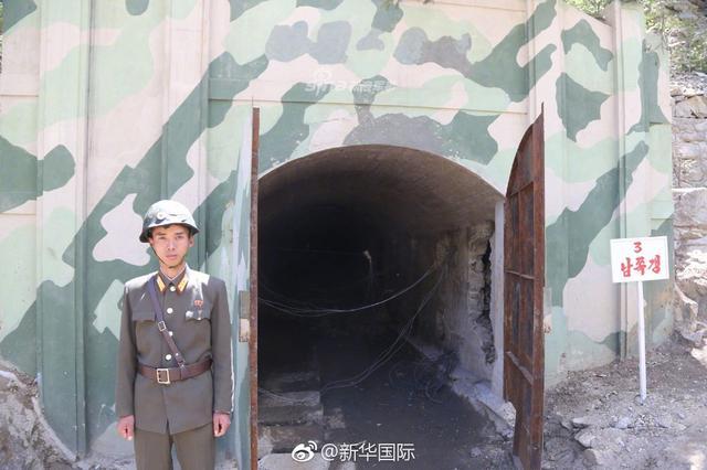 朝鲜正式弃核并爆破核试验场