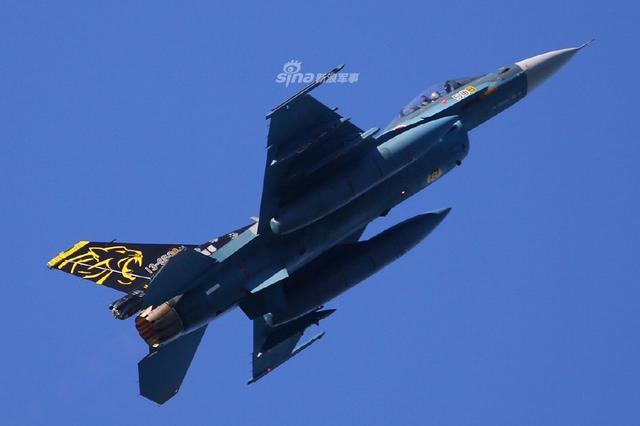 日本F2战机秀60周年纪念涂装