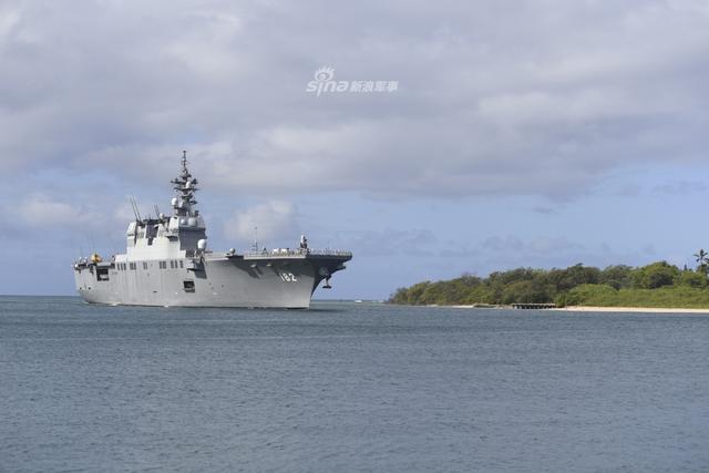 日本将连续两年派准航母来南海