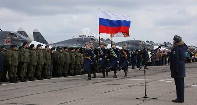 俄军在叙利亚经历战火更精锐