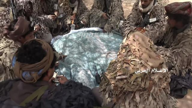 胡塞武装伏击沙特车队收获满满