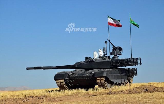 伊朗要造800辆坦克应对以色列