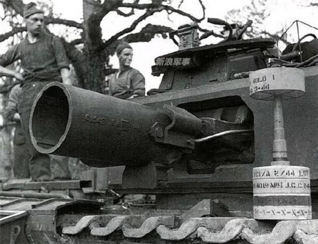 英国坦克深埋地下30年依然崭新