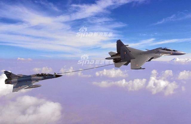 印度空军拟自行升级幻影2000