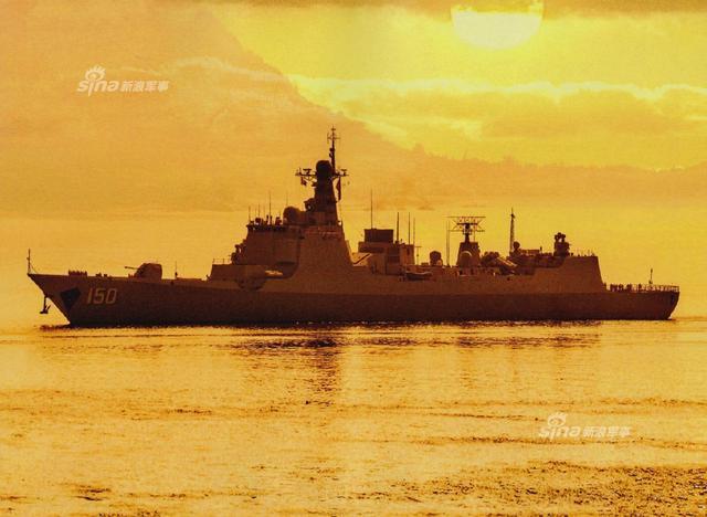 中国海军舰艇大洋砺剑美图来袭
