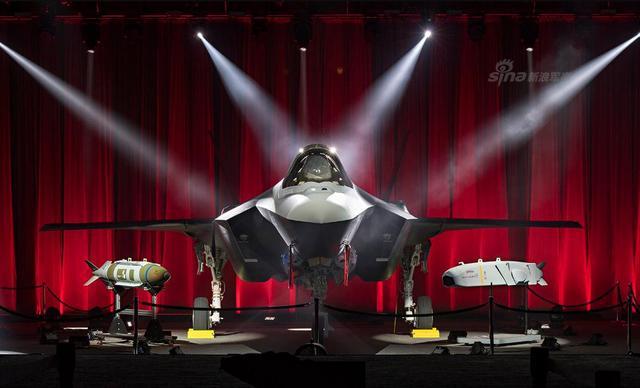 美国向土耳其交付首批两架F-35