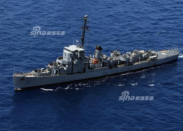 菲律宾二战高寿护卫舰终于退役