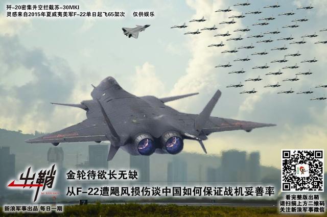 从F-22谈我如何保证战机妥善率