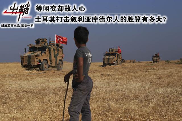 土耳其出兵敘利亞勝算有多大?