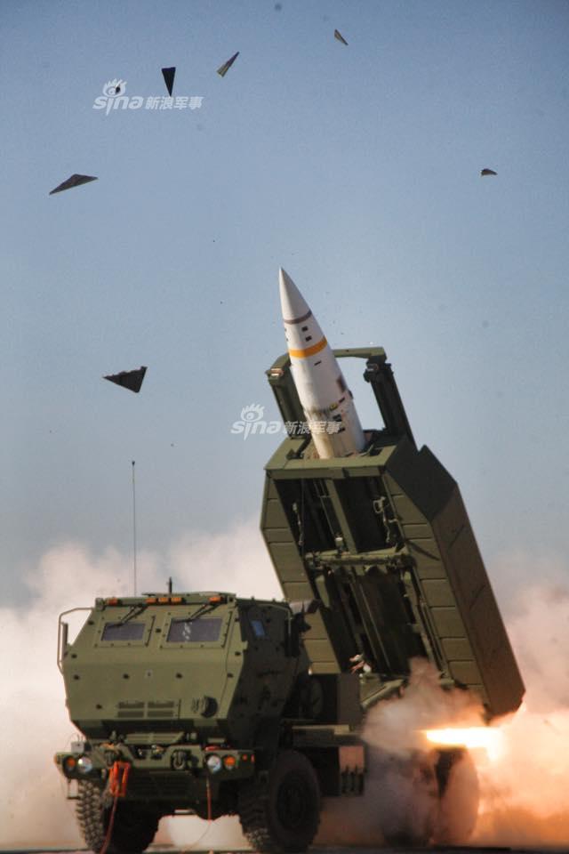 玩战术导弹美国真不如中国!