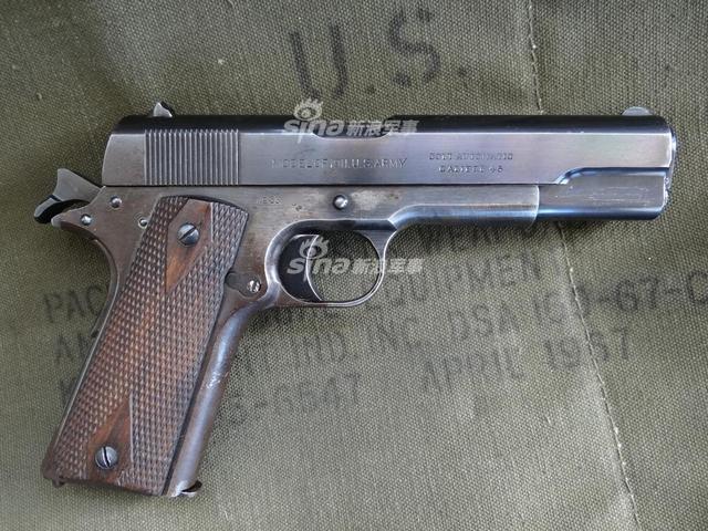 美军向民间出售万支70年老枪
