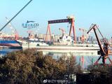 万事俱备就差海试!中国首艘国产航母已上雷达盾