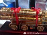 不是很懂的审美!越南军迷展示T72底盘的99坦克