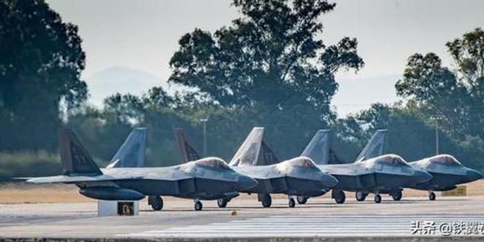 中国卫星开启上帝模式:中东美军基地战机无所遁形