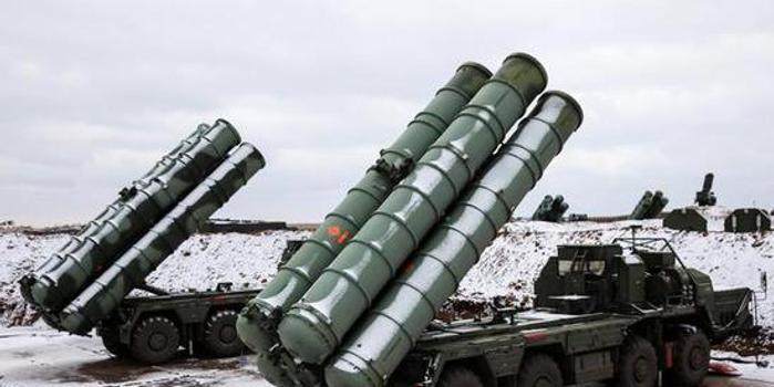 外媒:中国购俄S400导弹全部到货 或将部署中印边境
