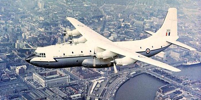 英國也曾造過大型運輸機 載重量僅相當于運20的一半