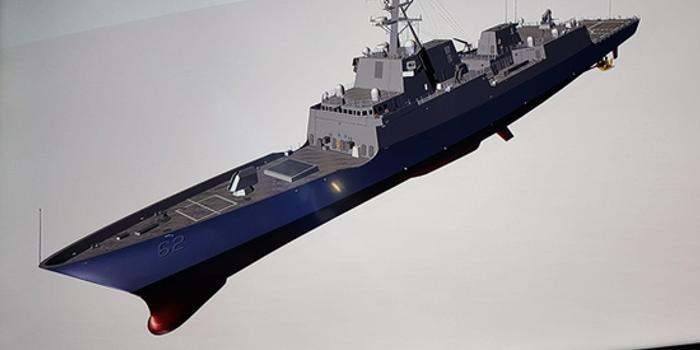 美砸上亿美元整合未来护卫舰作战系统 将装备宙斯盾