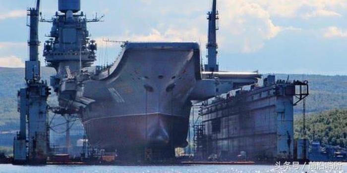 俄將建造十萬噸級超級航母?即使有中國幫忙也難維持