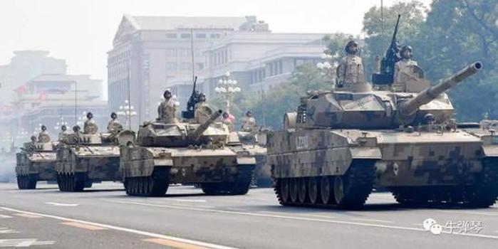 国庆70周年大阅兵 留给中国的五大启示