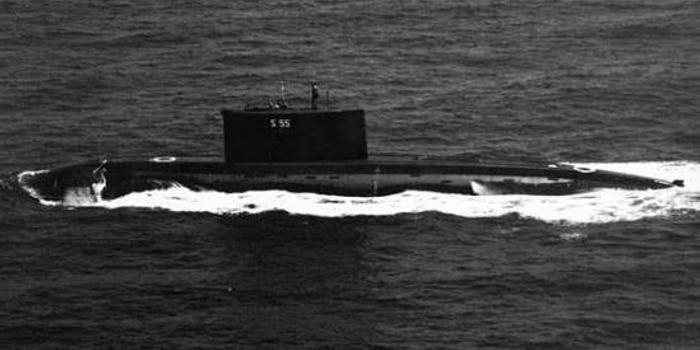 緬甸從印度購買二手基洛潛艇 用印度的貸款支付