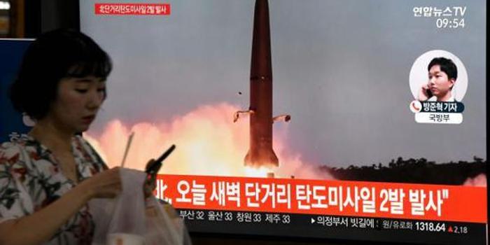 日本破例公布朝鲜导弹分析 欲证明韩废情报协定无影响