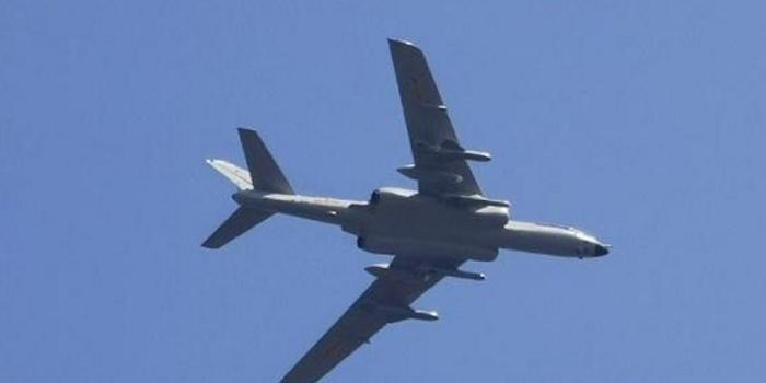 轰6N或能挂东风17导弹 精确打击2000公里外美军航母