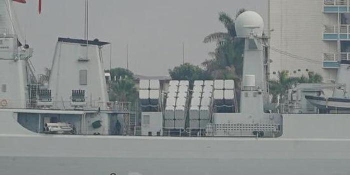同樣經過升級改裝 為何深圳艦反艦戰力是現代艦4倍