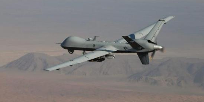 美军上月四次空袭利比亚 炸死43名端组织成员