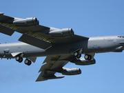 美军B52轰炸机抵近中国南海岛礁 飞行路线图曝光(图)