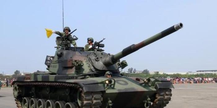 台军勇虎坦克又出事故:竟把士兵撞的要割肾