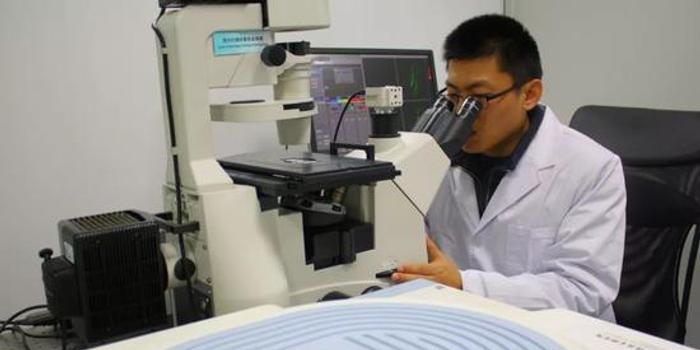 中国成功研发高端光学显微镜 分辨率可达50纳米(图)