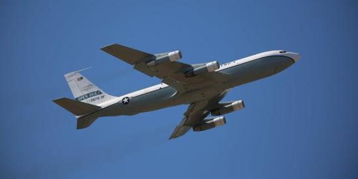 美侦察机将根据开放天空条约 在俄领空监视飞行两天